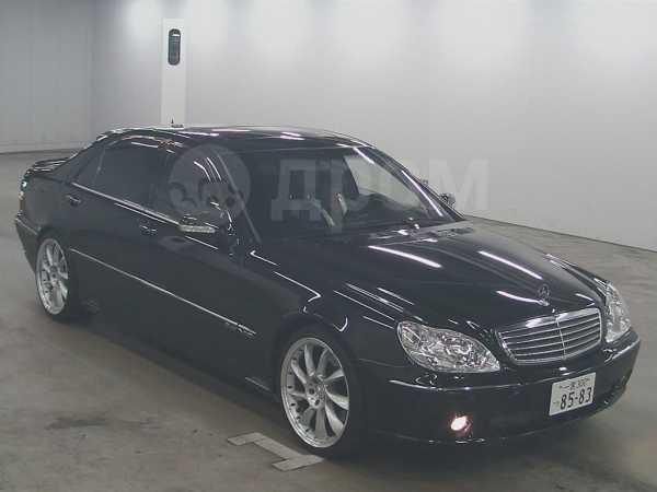 Mercedes-Benz S-Class, 2000 год, 380 000 руб.