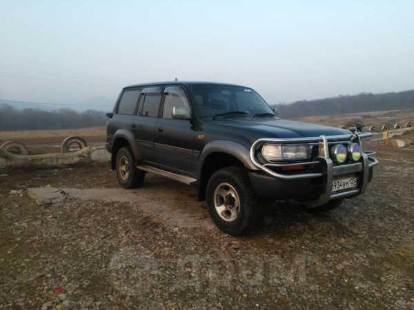Toyota Land Cruiser, 1995 год, 990 000 руб.