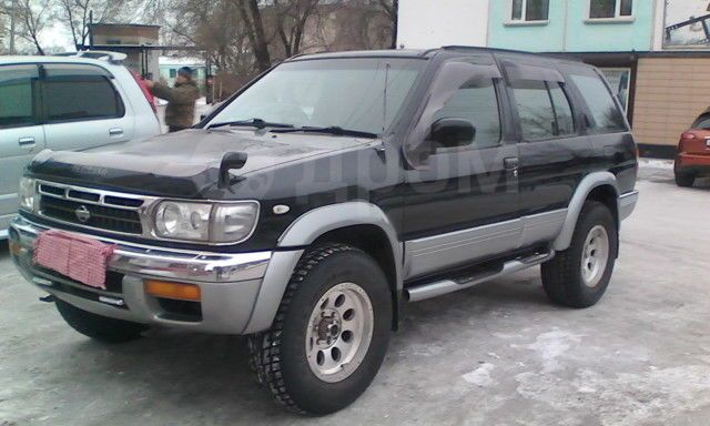 Nissan Terrano, 1998 год, 460 000 руб.