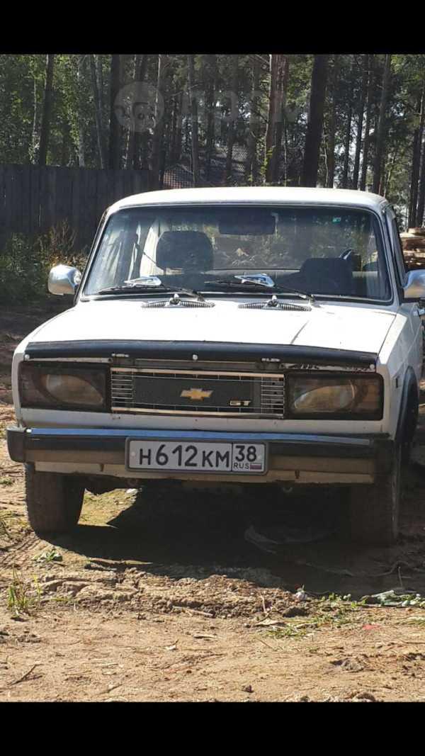 Лада 2105, 1998 год, 30 000 руб.