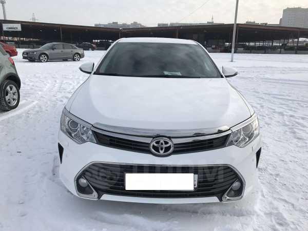 Toyota Camry, 2015 год, 1 565 000 руб.