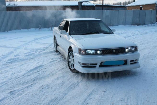 Toyota Chaser, 1989 год, 155 000 руб.