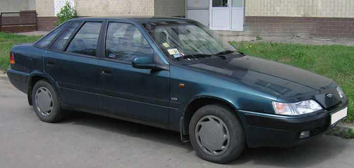 Daewoo Espero, 1999 год, 68 000 руб.