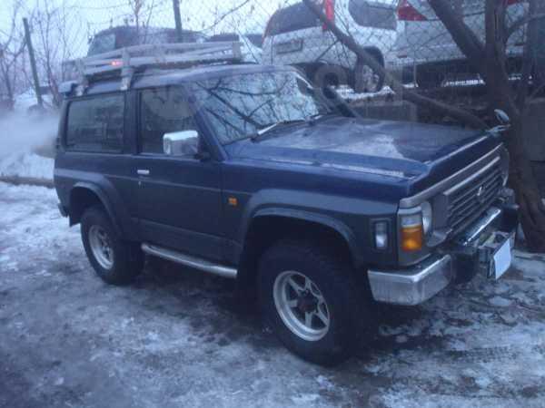 Nissan Safari, 1997 год, 650 000 руб.