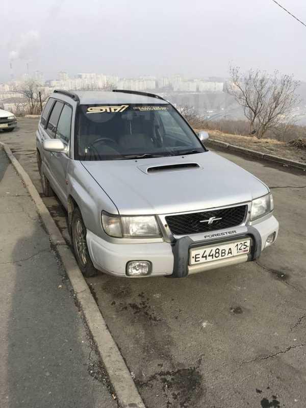 Subaru Forester, 1998 год, 240 000 руб.