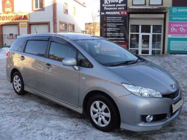 Toyota Wish, 2011 год, 735 000 руб.