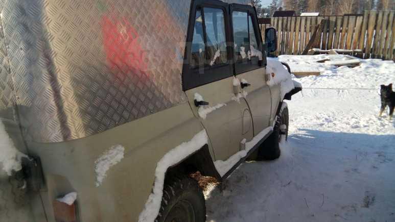 УАЗ 469, 1994 год, 200 000 руб.