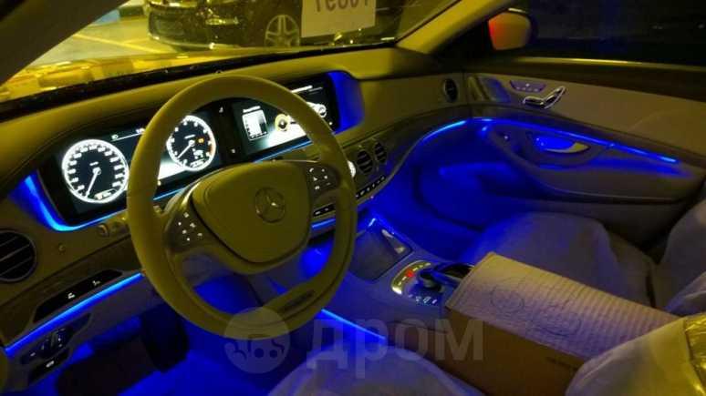 Mercedes-Benz S-Class, 2015 год, 7 200 000 руб.
