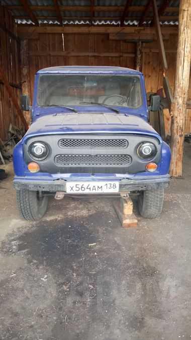 УАЗ 3151, 2008 год, 240 000 руб.