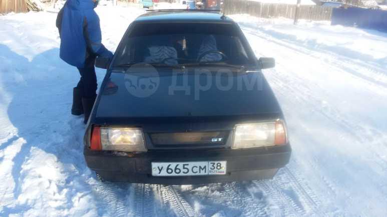 Лада 2109, 1994 год, 65 000 руб.