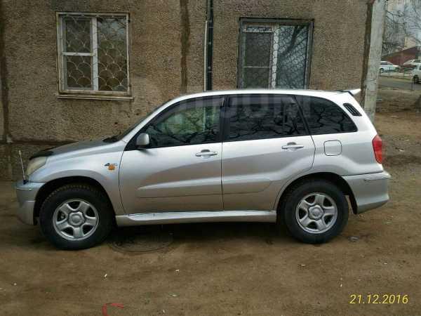 Toyota RAV4, 2001 год, 477 000 руб.