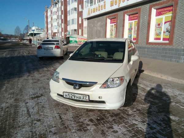 Honda Fit Aria, 2005 год, 225 000 руб.