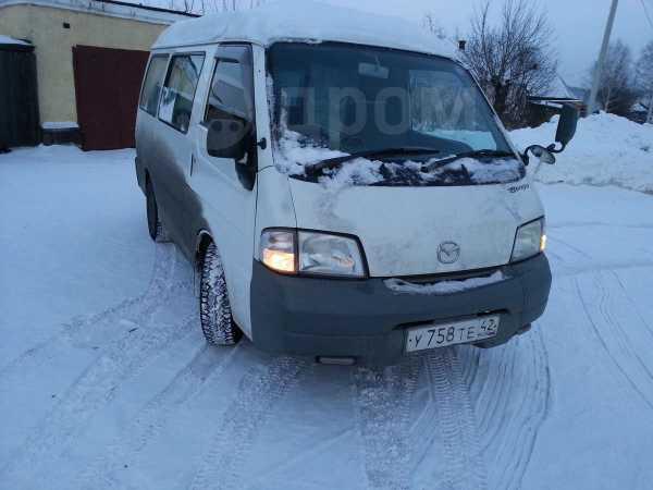 Mazda Bongo, 2001 год, 140 000 руб.