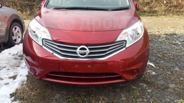 Nissan Note, 2013 год, 465 000 руб.