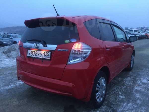 Honda Fit, 2011 год, 449 000 руб.