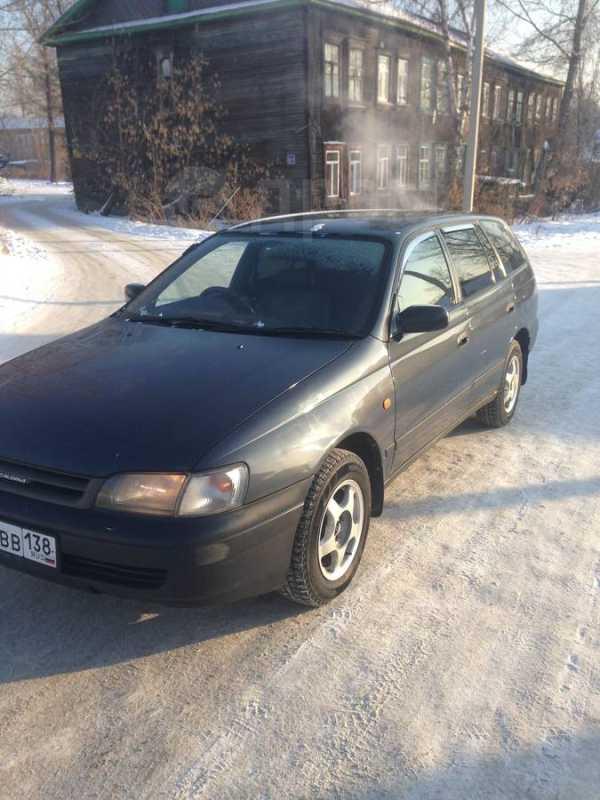Toyota Caldina, 2000 год, 227 000 руб.