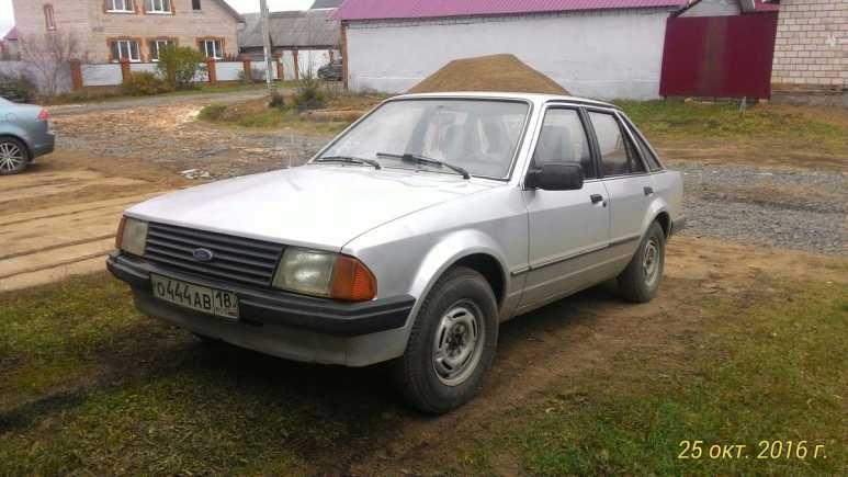 Ford Escort, 1983 год, 99 999 руб.