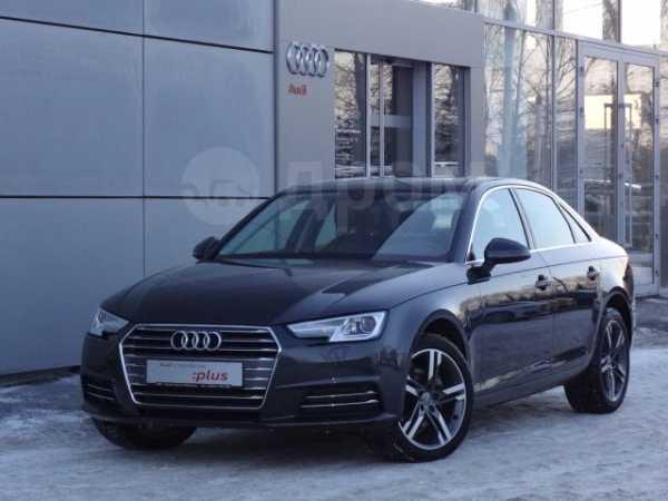 Audi A4, 2015 год, 2 054 000 руб.