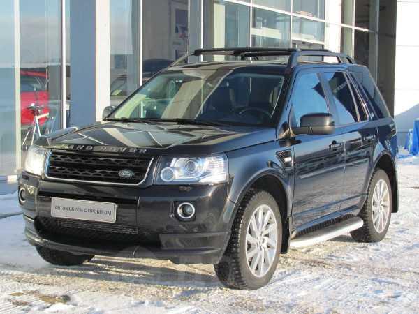 Land Rover Freelander, 2013 год, 1 595 000 руб.