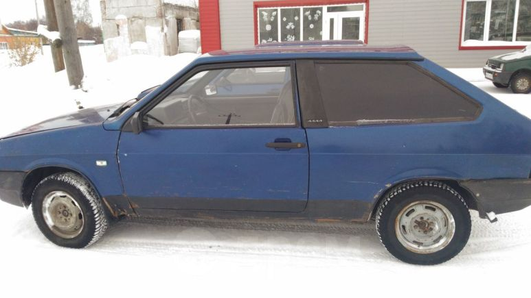 Лада 2108, 1997 год, 35 000 руб.