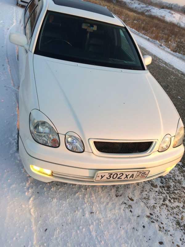 Toyota Aristo, 1999 год, 115 000 руб.