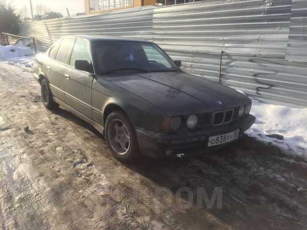BMW 5-Series, 1990 год, 110 000 руб.