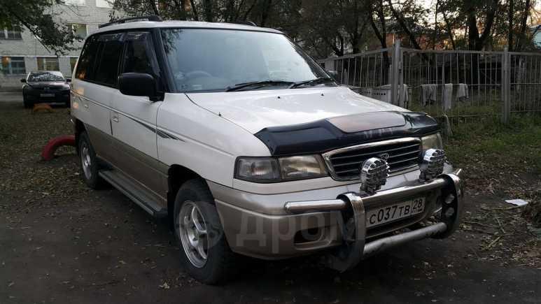 Mazda MPV, 1997 год, 380 000 руб.