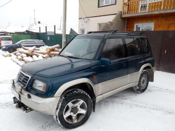 Suzuki Vitara, 1996 год, 460 000 руб.