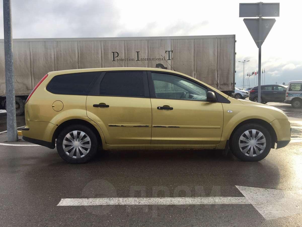 Ford Focus Wagon (Форд Фокус Универсал) - Продажа, Цены ...