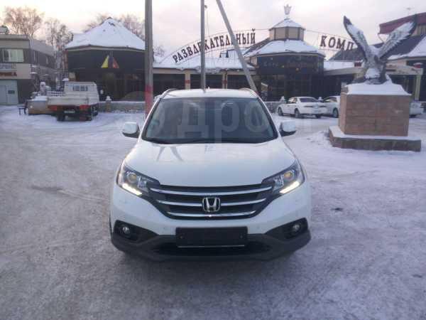 Honda CR-V, 2013 год, 1 380 000 руб.