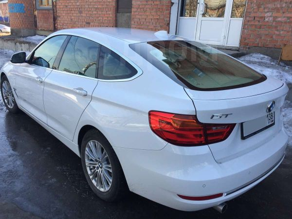 BMW 3-Series Gran Turismo, 2013 год, 1 200 000 руб.