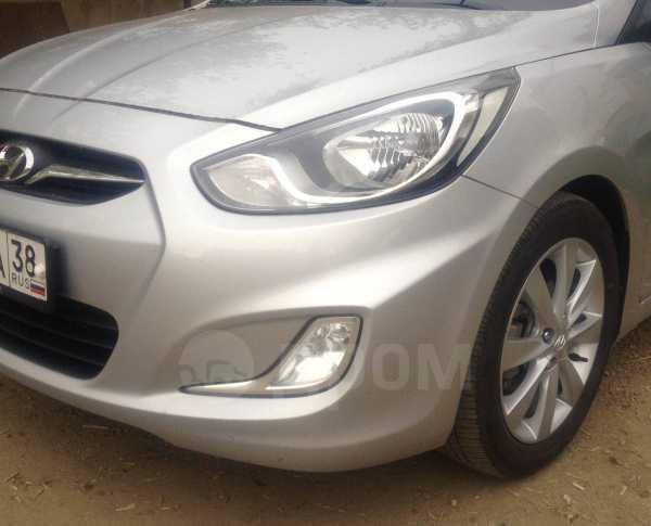 Hyundai Accent, 2011 год, 500 000 руб.