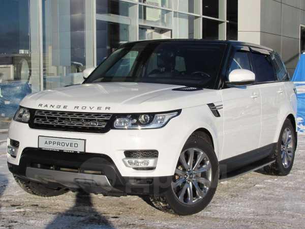 Land Rover Range Rover Sport, 2015 год, 4 123 700 руб.