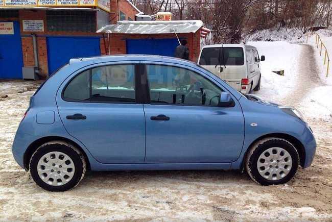 Nissan Micra, 2011 год, 215 000 руб.