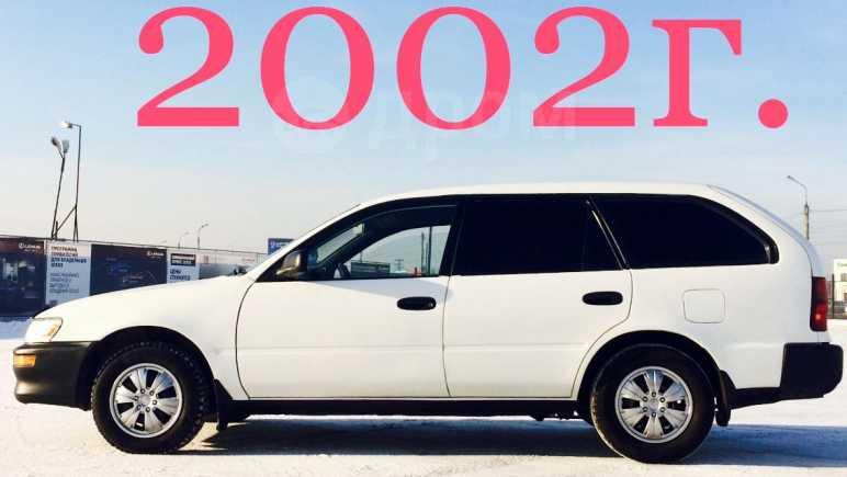 Toyota Corolla, 2002 год, 215 000 руб.