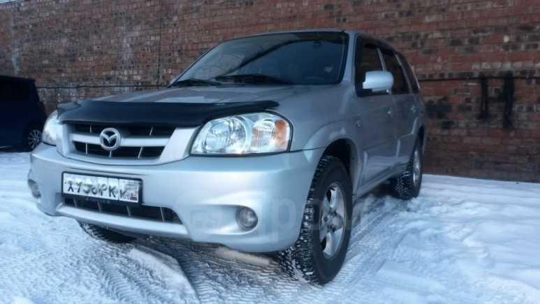Mazda Tribute, 2005 год, 485 000 руб.