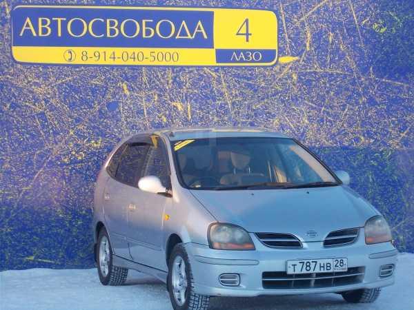 Nissan Tino, 2000 год, 210 000 руб.