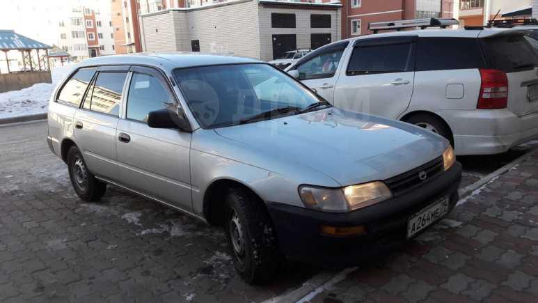Toyota Corolla, 1999 год, 100 000 руб.
