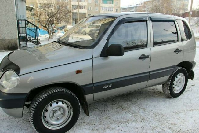 Chevrolet Niva, 2008 год, 259 000 руб.