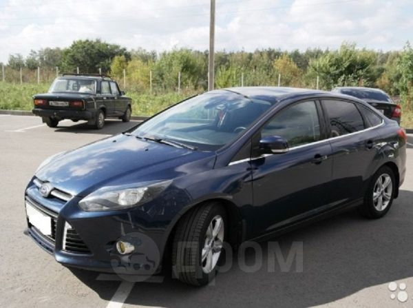 Ford Focus, 2011 год, 245 000 руб.