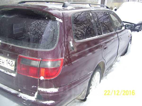 Toyota Caldina, 1993 год, 80 000 руб.