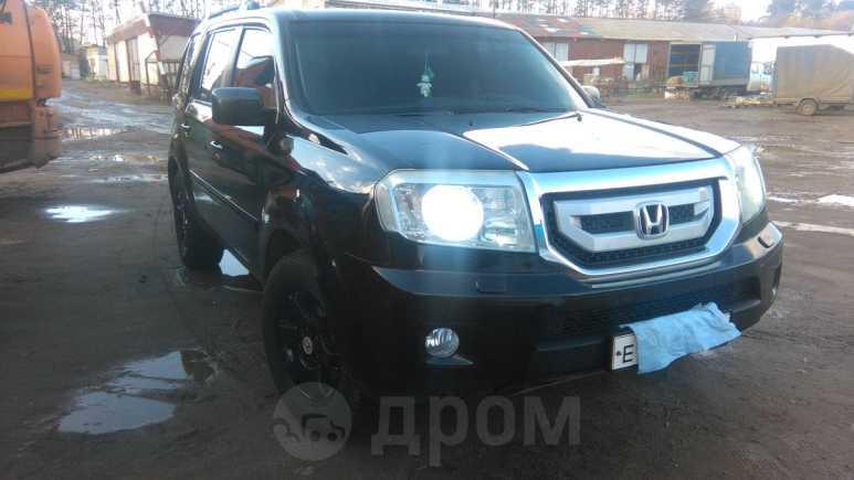 Honda Pilot, 2009 год, 900 000 руб.