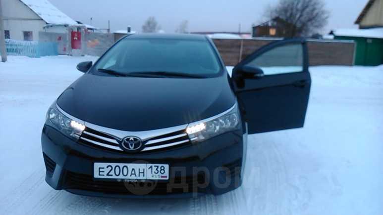 Toyota Corolla, 2014 год, 880 000 руб.