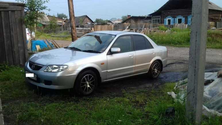 Mazda Familia, 2003 год, 310 000 руб.