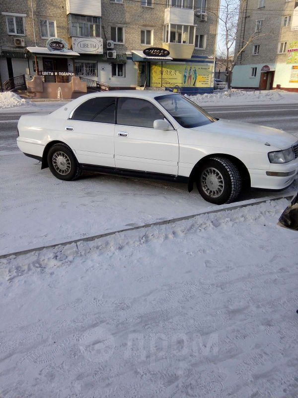 Toyota Crown, 1992 год, 160 000 руб.