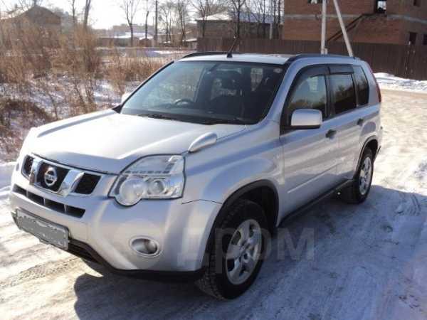Nissan X-Trail, 2010 год, 895 000 руб.