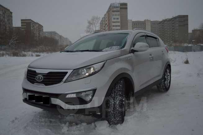 Kia Sportage, 2011 год, 925 000 руб.