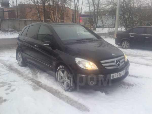 Mercedes-Benz B-Class, 2006 год, 420 000 руб.