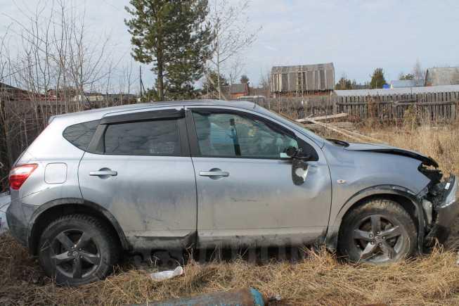 Nissan Qashqai, 2012 год, 350 000 руб.