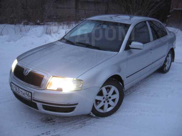 Skoda Superb, 2002 год, 359 000 руб.